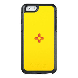 Flagge von New Mexiko OtterBox iPhone Fall OtterBox iPhone 6/6s Hülle