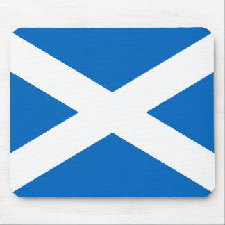 Flagge von Schottland- - Bratachna h-Alba Mousepad