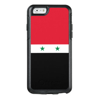 Flagge von Syrien OtterBox iPhone Fall OtterBox iPhone 6/6s Hülle