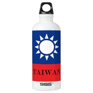 Flagge von Taiwan die Republik China Wasserflasche