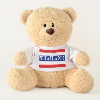 Flagge von Thailand Teddy