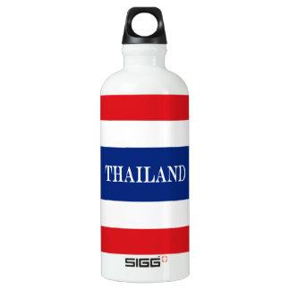 Flagge von Thailand Wasserflasche