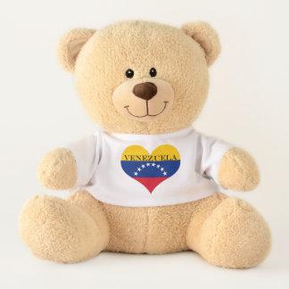Flagge von Venezuela Teddy