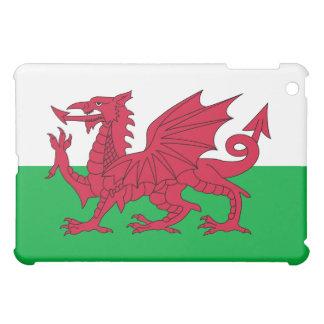 Flagge von Wales iPad Mini Cover