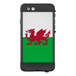 Flagge von Wales LifeProof iPhone Fall LifeProof NÜÜD iPhone 6 Hülle