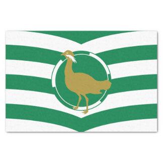 Flagge von Wiltshire-Landkreis, England Seidenpapier