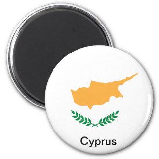 Flagge von Zypern Magnete