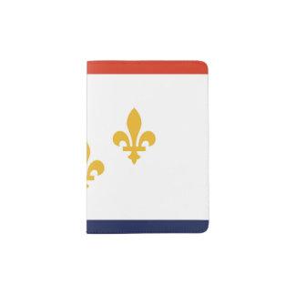 Flaggen-Pass-Halter, New Orleans Passhülle