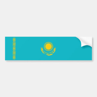 Flaggennations-Symbol republi Kasachstan-Landes Autoaufkleber