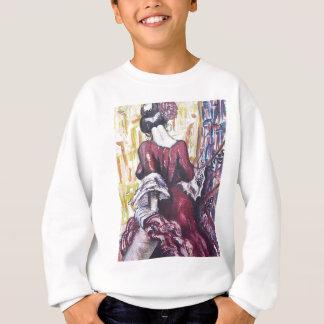 Flamenco-Geist Sweatshirt