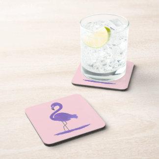 Flamingo-Grafik Untersetzer