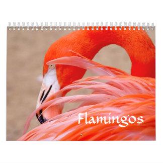 Flamingo-Kalender Abreißkalender
