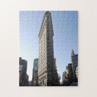 Flatiron Gebäude Puzzle