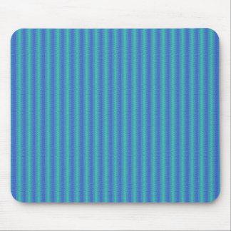 Flatline Blues Mousepads