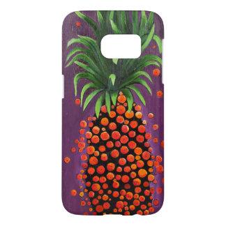 Flattern Flattern-Ananas-Telefon-Kasten für