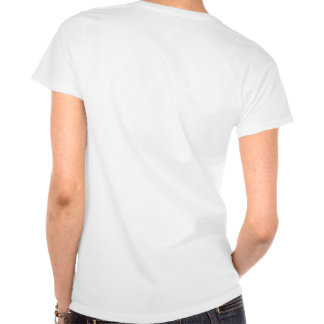 Flexibles Pferd des Monogramm-K personalisiert T Shirt