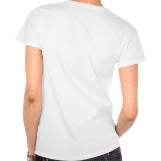 Flexibles Pferd des Monogramm-M personalisiert T Shirt