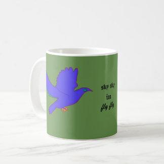Fliege im Himmel Tasse
