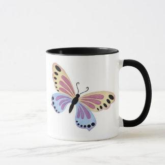 Fliege mit mir tasse