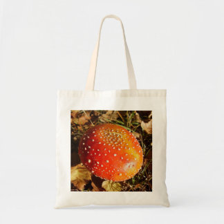 Fliegen-Blätterpilz-Pilz-Taschen-Tasche Tragetasche