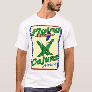 Fliegen Cajuns T-Shirt