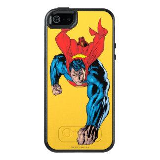 Fliegen in Richtung zum Schirm OtterBox iPhone 5/5s/SE Hülle