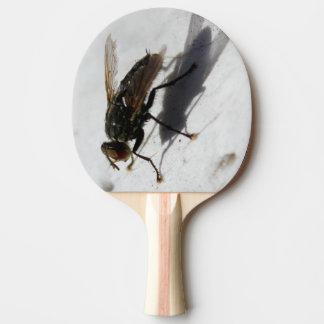 FLIEGEN-Klingeln pong Paddel Tischtennis Schläger