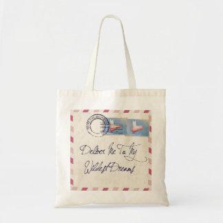 Fliegen-Schwein-Post-Taschen-Tasche Tragetasche