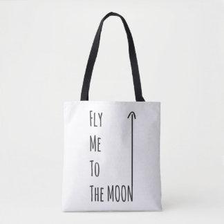 Fliegen Sie mich zum Mond - die Gluten-freie