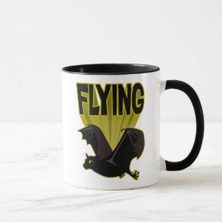 Fliegen Tasse