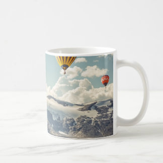 Fliegen-Traum Kaffeetasse