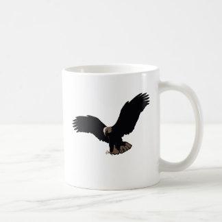 Fliegen-Weißkopfseeadler Tasse