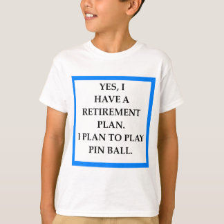 Flipperautomat T-Shirt