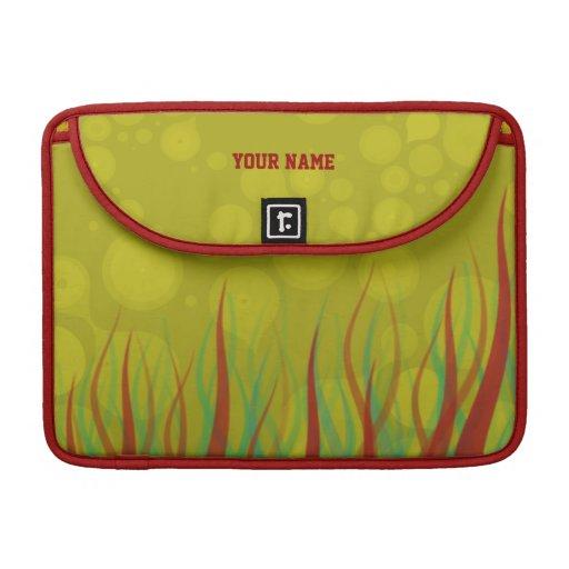 Flippige Flammen Macbook Prohülse MacBook Pro Sleeve