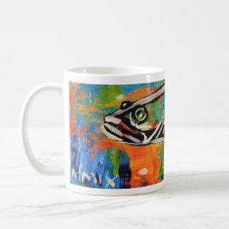 Flippige Volksfische #15 Kaffeetasse