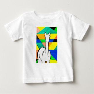 Flippiges Alpaka Baby T-shirt