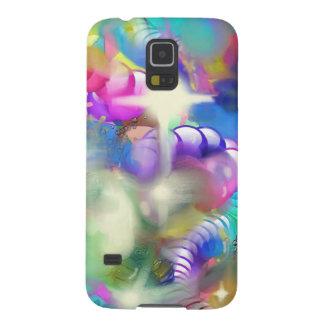 Flitter-Glitzern und Perlen Hülle Fürs Galaxy S5