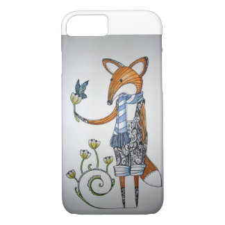 Floki Fox iPhone 8/7 Hülle