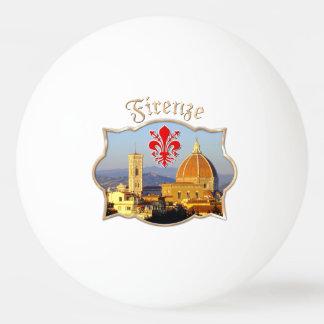Florenz - Santa Maria Del Fiore Tischtennis Ball