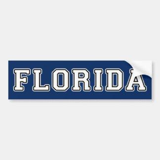 Florida Autoaufkleber