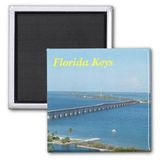 Florida befestigt Magneten Quadratischer Magnet