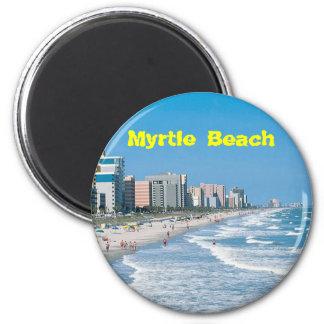 Florida-Magneten Runder Magnet 5,7 Cm