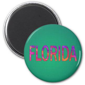 Florida Runder Magnet 5,7 Cm