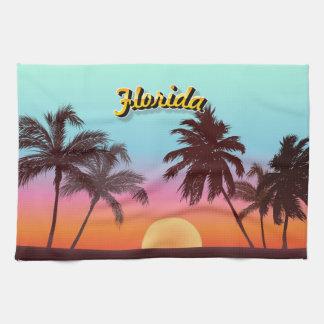Florida-Sonnenuntergang Küchentuch