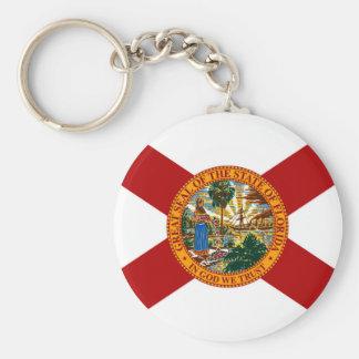 Florida-Staats-Flagge Schlüsselanhänger