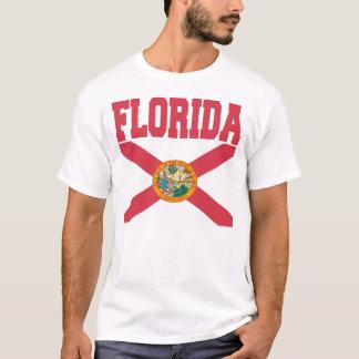 Florida-Staats-Flaggen-T - Shirts