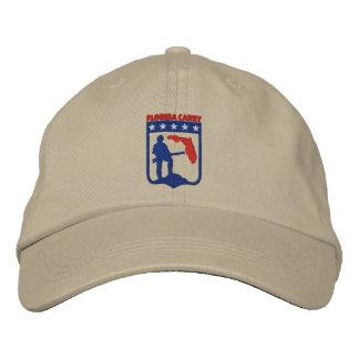 Florida trägt gestickten Hut Besticktes Baseballcap