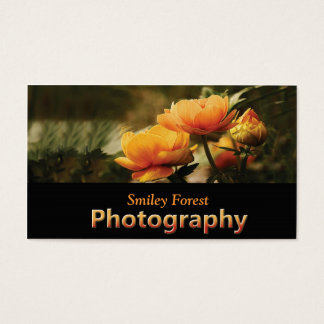 Flowers_photo_photography_business Karten