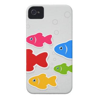 Flug von fishes3 iPhone 4 Case-Mate hüllen