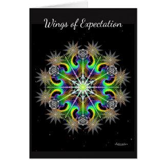 Flügel der Erwartung Karte